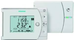 Ασύρματος Ψηφιακός Θερμοστάτης χώρου επίτοιχος
