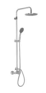 Ντουζιέρα Ρυθμιζόμενου Ύψους, Amalthea (00-2951), Modea, Viospiral